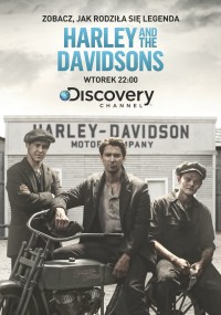 Harley and the Davidsons (2016) plakat