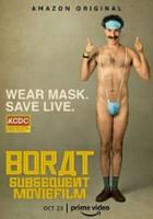 plakat - Kolejny film o Boracie (2020)