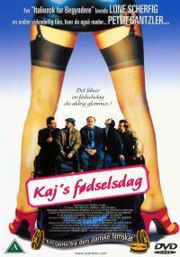 Urodziny Kaja (1990) plakat