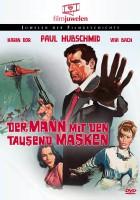plakat - Der Mann mit den 1000 Masken (1966)