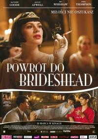 Powrót do Brideshead (2008) plakat