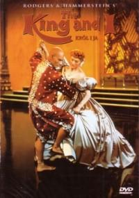 Król i ja (1956) plakat
