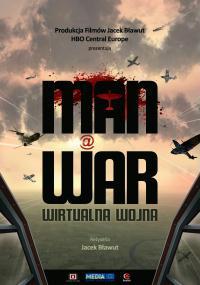Wirtualna wojna (2012) plakat