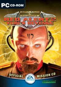 Command & Conquer: Red Alert 2: Yuri's Revenge (2001) plakat