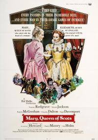 Maria, królowa Szkotów (1971) plakat