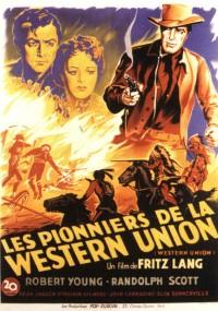 Napad na Western Union (1941) plakat