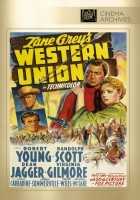 plakat - Napad na Western Union (1941)