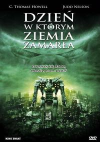 Dzień, w którym Ziemia zamarła (2008) plakat