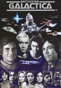 Battlestar Galactica (1978) plakat