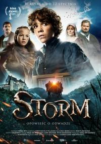 Storm. Opowieść o odwadze (2017) plakat
