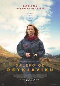 Daleko od Reykjavíku (2019) plakat