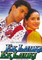 Ek Ladka Ek Ladki (1992) plakat