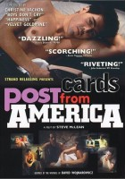 plakat - Pocztówki z Ameryki (1994)
