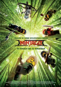 LEGO® NINJAGO: FILM (2017) plakat
