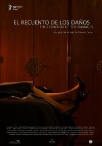 El Recuento de los daños (2010) plakat