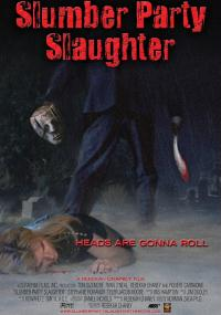 Slumber Party Slaughter (2012) plakat