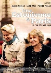 Estonka w Paryżu (2012) plakat