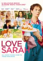 plakat - Love Sarah (2020)
