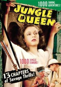 Jungle Queen (1945) plakat