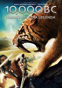 10.000 B.C. (2008) plakat