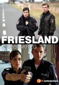 Friesland: Krabbenkrieg (2017) plakat
