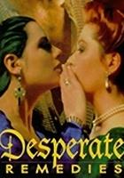 Drastyczne Środki (1993) plakat