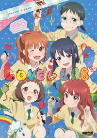 Love Lab (2013) plakat