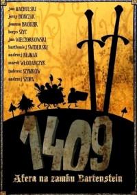 1409. Afera na zamku Bartenstein (2005) plakat