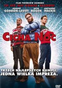 Cicha noc (2015) plakat