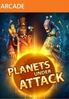 plakat - Planets Under Attack (2012)