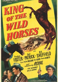 King of the Wild Horses (1947) plakat