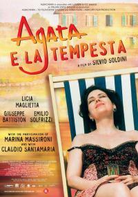 Agata e la tempesta (2004) plakat