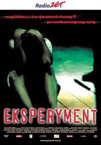 Eksperyment (2001) plakat