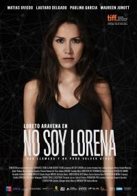 No Soy Lorena (2014) plakat