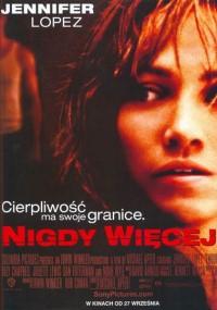 Nigdy więcej (2002) plakat