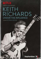 plakat - Keith Richards: Under the Influence (2015)