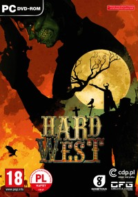 Hard West (2015) plakat