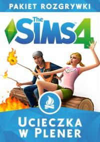 The Sims 4: Ucieczka w plener (2015) plakat