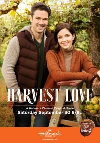 Harvest Love (2017) plakat