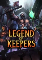 plakat - Legend of Keepers: Career of a Dungeon Master (2021)
