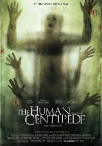 Ludzka stonoga (2009) plakat