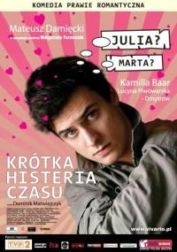 Krótka histeria czasu (2006) plakat