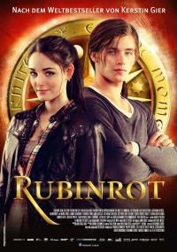 Czerwień rubinu (2013) plakat