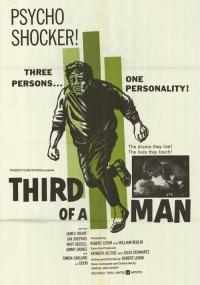 Third of a Man (1962) plakat