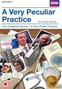 A Very Peculiar Practice (1986) plakat