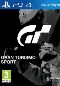 Gran Turismo Sport (2017) plakat