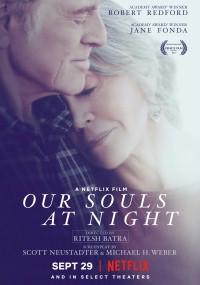 Nasze noce (2017) plakat