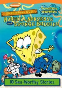 SpongeBob Kanciastoporty (1999) plakat