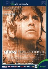 Głosy niewinności (2004) plakat