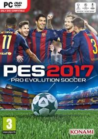 Pro Evolution Soccer 2017 (2016) plakat
